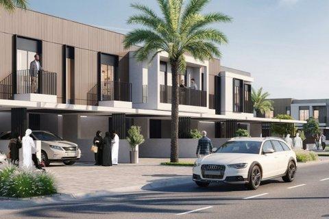 Продажа таунхауса в Dubai South (Dubai World Central), Дубай, ОАЭ 4 спальни, 236м2, № 1402 - фото 8