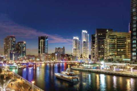 Продажа квартиры в Дубай Марине, Дубай, ОАЭ 1 спальня, 93м2, № 1667 - фото 2
