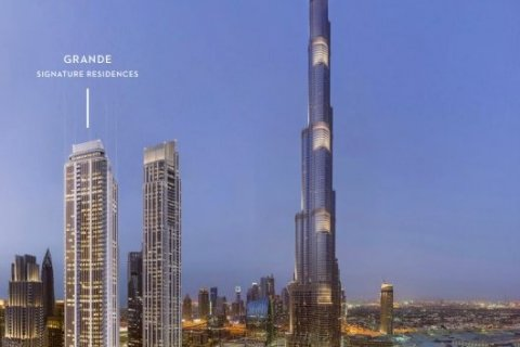 Продажа квартиры в Даунтауне Дубая, Дубай, ОАЭ 3 спальни, 173м2, № 1424 - фото 14