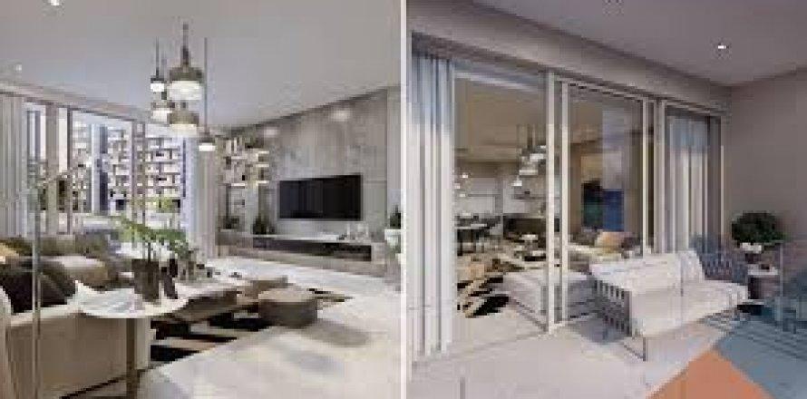 Квартира в Мохаммед Бин Рашид Сити, Дубай, ОАЭ 40м2, №1533