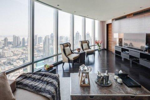 Продажа квартиры в Бурдж-Халифе, Дубай, ОАЭ 2 спальни, 82м2, № 1478 - фото 5