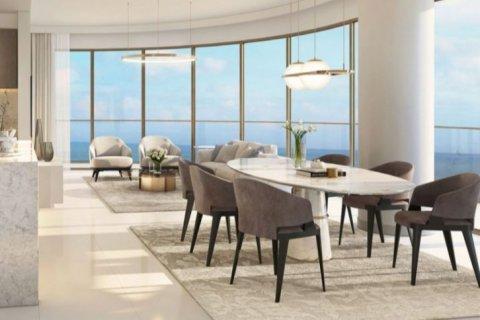 Продажа квартиры в Дубай Марине, Дубай, ОАЭ 3 спальни, 160м2, № 1414 - фото 1