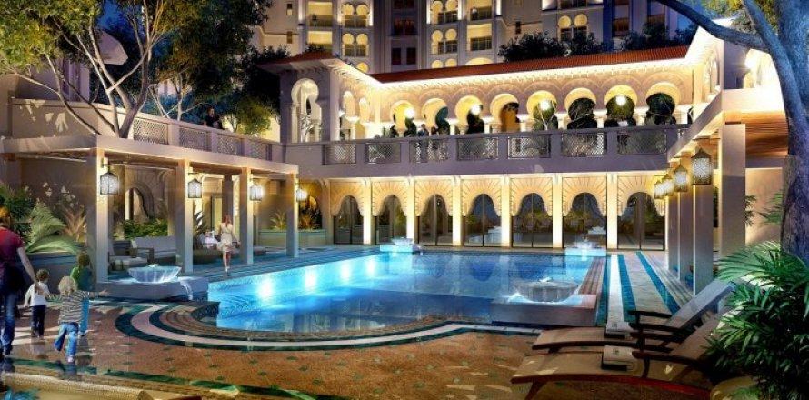 Квартира в Джумейра Гольф Эстейтс, Дубай, ОАЭ 3 спальни, 180м2, №1461