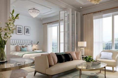 Продажа квартиры в Arjan, Дубай, ОАЭ 1 спальня, 55м2, № 1434 - фото 5