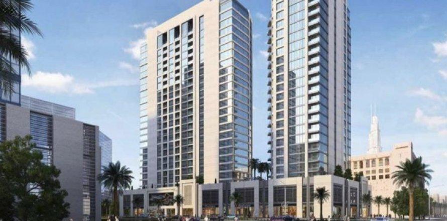 Квартира в Дубае, ОАЭ 1 спальня, 75м2, №1601