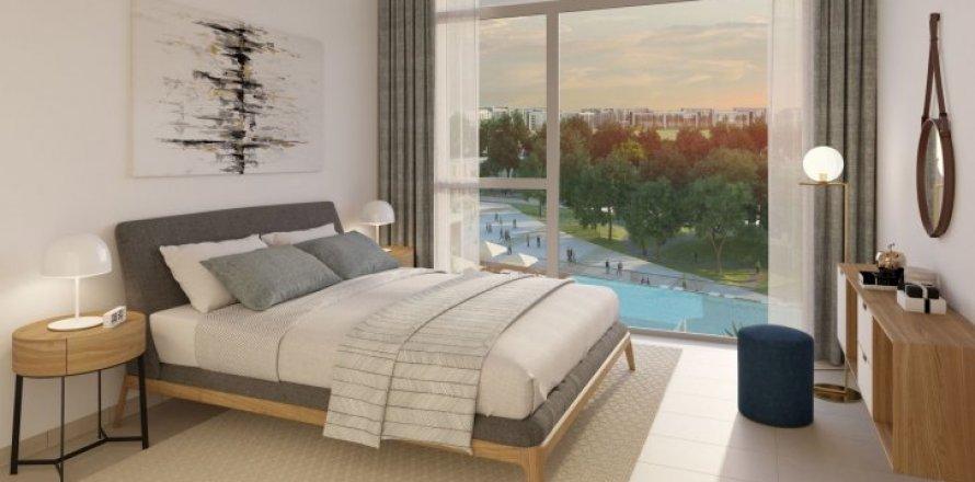 Квартира в Дубай Хилс Эстейт, Дубай, ОАЭ 1 спальня, 60м2, №1427