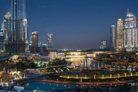 Продажа квартиры в Даунтауне Дубая, Дубай, ОАЭ 2 спальни, 138м2, № 1417 - фото 3