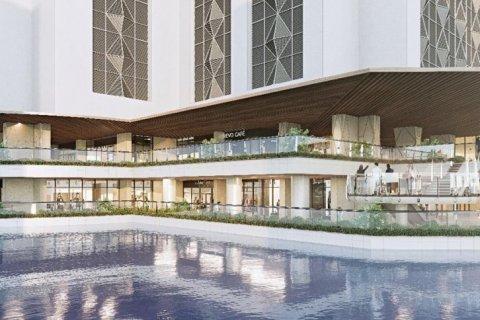 Продажа квартиры в Джумейра Лейк Тауэрс, Дубай, ОАЭ 35м2, № 1551 - фото 10