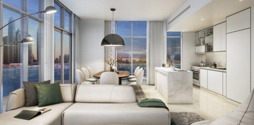 Квартира в Dubai Harbour, Дубай, ОАЭ 4 спальни, 254м2, №1484