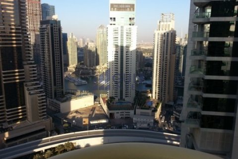 Продажа квартиры в Дубай Марине, Дубай, ОАЭ 2 спальни, 124.4м2, № 1922 - фото 9