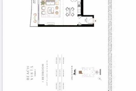 Продажа квартиры в Дубай Марине, Дубай, ОАЭ 1 спальня, 80м2, № 1928 - фото 2