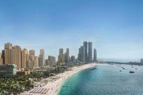 Продажа квартиры в Джумейра Бич Резиденс, Дубай, ОАЭ 4 спальни, 300м2, № 1932 - фото 1