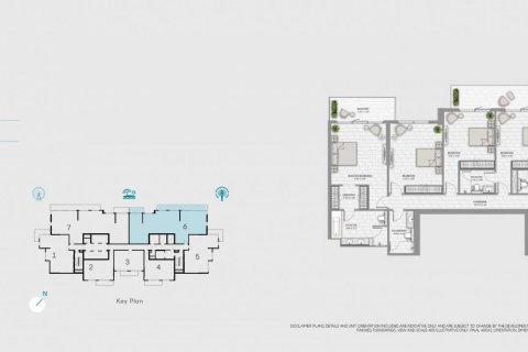 Продажа квартиры в Джумейра Бич Резиденс, Дубай, ОАЭ 4 спальни, 300м2, № 1932 - фото 7