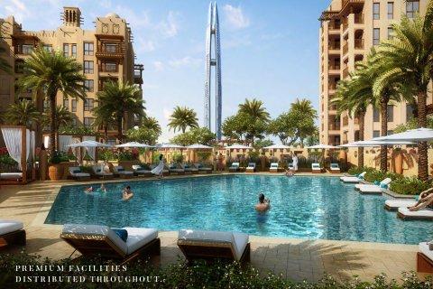 Продажа квартиры в Джумейре, Дубай, ОАЭ 1 спальня, 80м2, № 1983 - фото 1