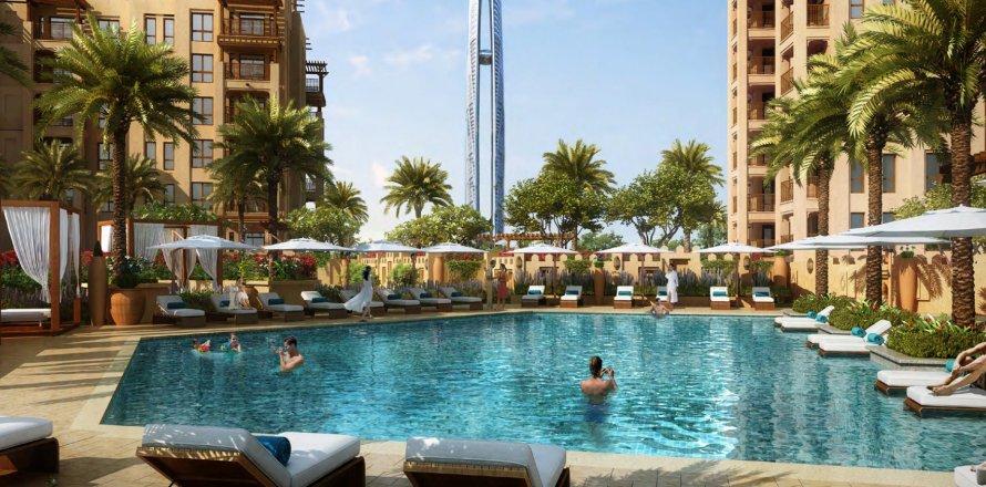 Квартира в Джумейре, Дубай, ОАЭ 2 комнаты, 80м2, №1983