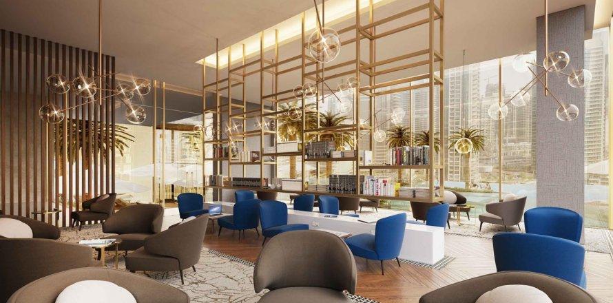 Апартаменты в отеле в Дубай Марине, Дубай, ОАЭ 5 комнат, 450м2, №2154