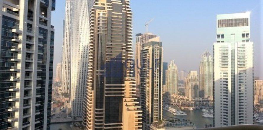 Квартира в Дубай Марине, Дубай, ОАЭ 3 комнаты, 124.4м2, №1922