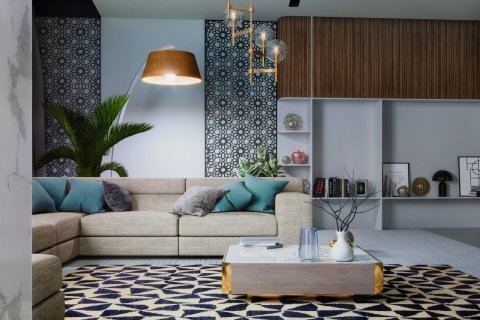 Продажа квартиры в Пальме Джумейре, Дубай, ОАЭ 1 спальня, 78м2, № 1968 - фото 6