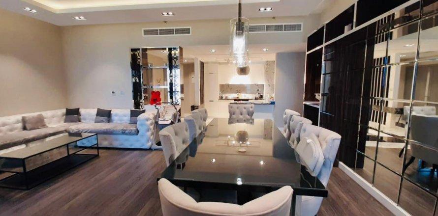 Квартира в Джумейра Бич Резиденс, Дубай, ОАЭ 3 комнаты, 140м2, №1931