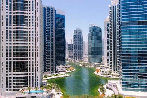 Продажа квартиры в Джумейра Лейк Тауэрс, Дубай, ОАЭ 1 спальня, 40м2, № 1944 - фото 7