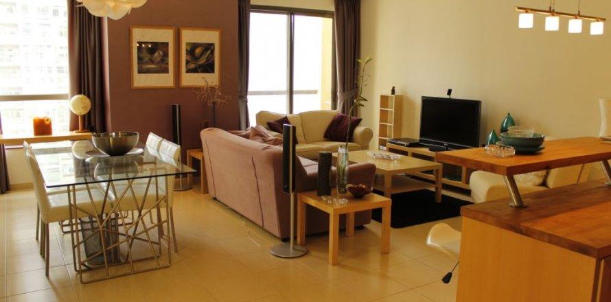Квартира в Джумейра Бич Резиденс, Дубай, ОАЭ 2 комнаты, 100м2, №1967