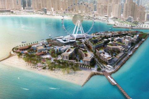 Продажа квартиры в Bluewaters, Дубай, ОАЭ 3 спальни, 195м2, № 1467 - фото 1