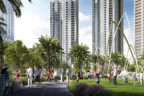 Продажа квартиры в Dubai Creek Harbour (The Lagoons), Дубай, ОАЭ 1 спальня, 76м2, № 1445 - фото 6