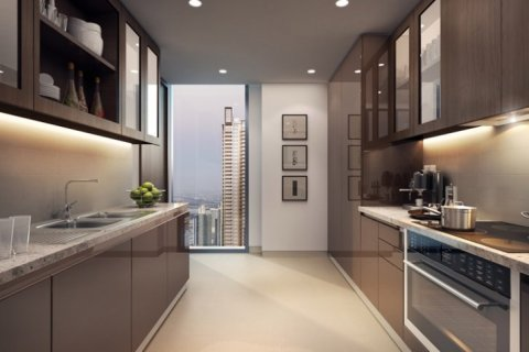 Продажа квартиры в Даунтауне Дубая, Дубай, ОАЭ 3 спальни, 215м2, № 1552 - фото 4