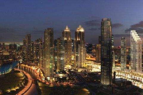 Продажа квартиры в Даунтауне Дубая, Дубай, ОАЭ 3 спальни, 215м2, № 1552 - фото 2