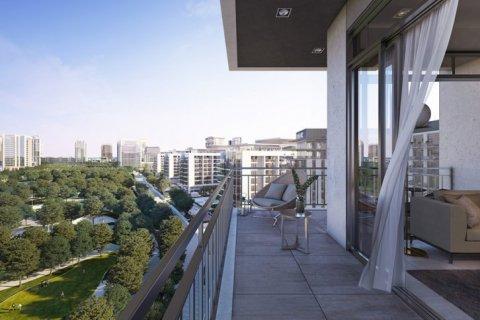 Продажа квартиры в Дубай Хилс Эстейт, Дубай, ОАЭ 2 спальни, 92м2, № 1526 - фото 4