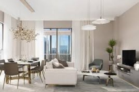 Продажа квартиры в Dubai Creek Harbour (The Lagoons), Дубай, ОАЭ 3 спальни, 152м2, № 1539 - фото 9