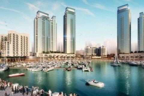 Продажа квартиры в Dubai Creek Harbour (The Lagoons), Дубай, ОАЭ 3 спальни, 200м2, № 1419 - фото 3