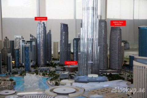 Продажа квартиры в Даунтауне Дубая, Дубай, ОАЭ 3 спальни, 233м2, № 1589 - фото 4