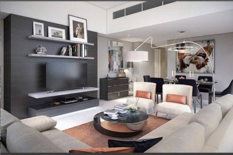 Продажа квартиры в Бизнес-Бэе, Дубай, ОАЭ 2 спальни, 82м2, № 1637 - фото 4