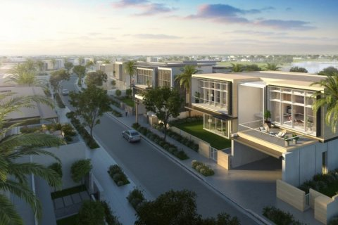 Продажа виллы в Дубай Хилс Эстейт, Дубай, ОАЭ 6 спален, 882м2, № 1410 - фото 11