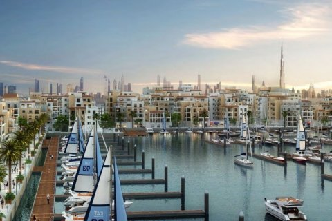 Продажа квартиры в Джумейре, Дубай, ОАЭ 1 спальня, 75м2, № 1580 - фото 1