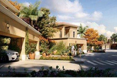 Продажа виллы в Дубае, ОАЭ 3 спальни, 202м2, № 1610 - фото 5