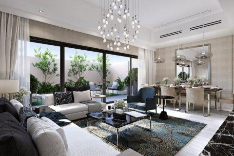 Продажа таунхауса в Мохаммед Бин Рашид Сити, Дубай, ОАЭ 4 спальни, 269м2, № 1517 - фото 3