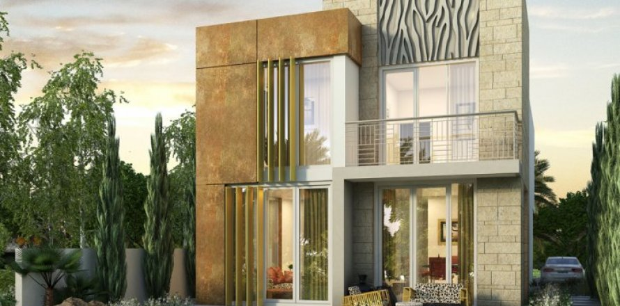 Вилла в The Roots Akoya Oxygen, Дубай, ОАЭ 3 спальни, 270м2, №1506