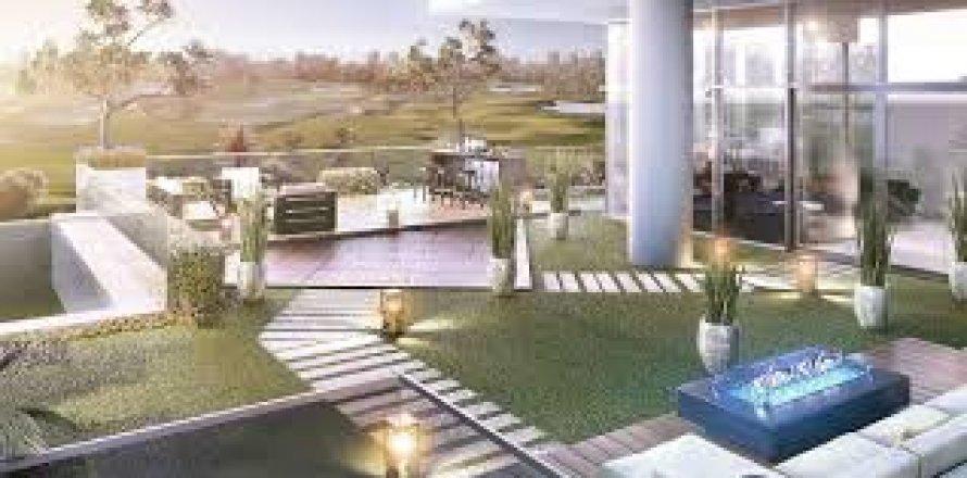 Квартира в Дубай Хилс Эстейт, Дубай, ОАЭ 1 спальня, 77м2, №1584