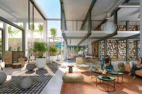 Продажа квартиры в Дубай Хилс Эстейт, Дубай, ОАЭ 1 спальня, 45м2, № 1444 - фото 3