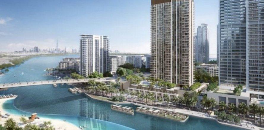 Квартира в Dubai Creek Harbour (The Lagoons), Дубай, ОАЭ 3 спальни, 157м2, №1470