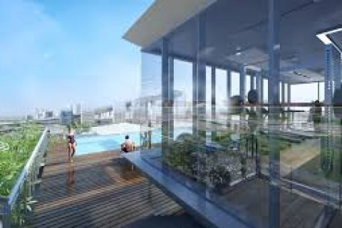 Продажа квартиры в Мохаммед Бин Рашид Сити, Дубай, ОАЭ 2 спальни, 134м2, № 1500 - фото 11