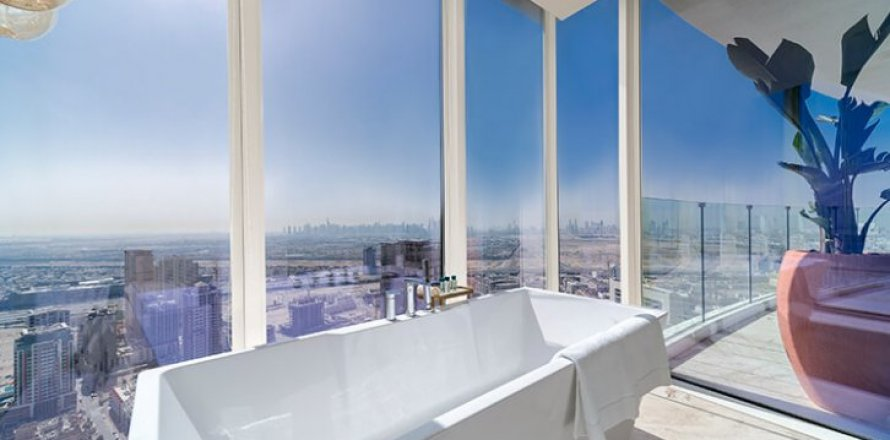 Квартира в Джумейра Вилладж Серкл, Дубай, ОАЭ 2 спальни, 250м2, №1683