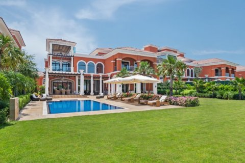 Продажа виллы в Пальме Джумейре, Дубай, ОАЭ 7 спален, 1059м2, № 1367 - фото 1