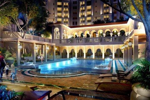 Продажа квартиры в Джумейра Гольф Эстейтс, Дубай, ОАЭ 2 спальни, 135м2, № 1381 - фото 2