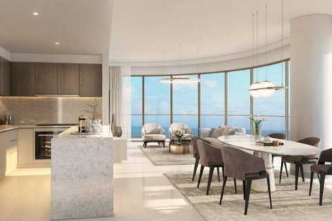 Продажа квартиры в Dubai Harbour, Дубай, ОАЭ 1 спальня, 74м2, № 1418 - фото 12