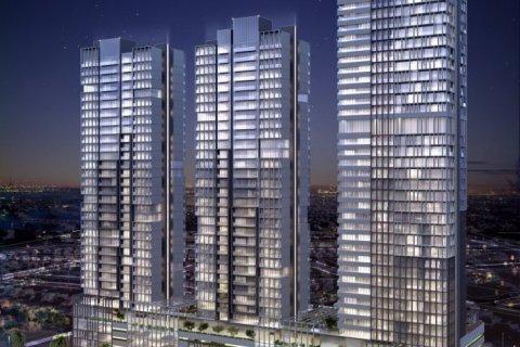 Продажа квартиры в Джумейра Вилладж Серкл, Дубай, ОАЭ 38м2, № 1362 - фото 1