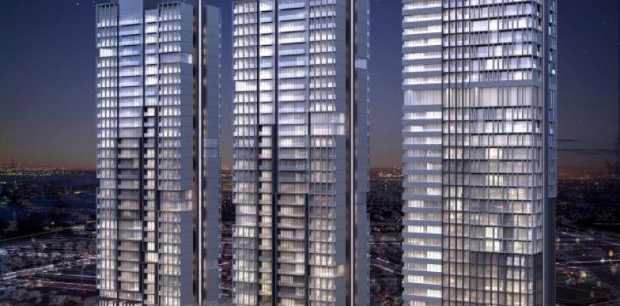 Квартира в Джумейра Вилладж Серкл, Дубай, ОАЭ 38м2, №1362