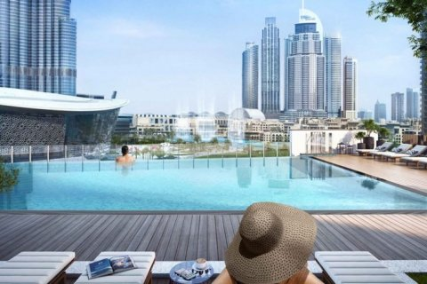 Продажа квартиры в Даунтауне Дубая, Дубай, ОАЭ 3 спальни, 173м2, № 1424 - фото 9